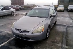 Nigerian Used 2004 Honda Accord for sale