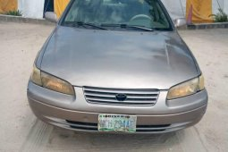 Nigeria Used Toyota Camry 2000 Model Brown