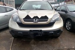 Foreign Used 2007 Honda CR-V for sale in Lagos