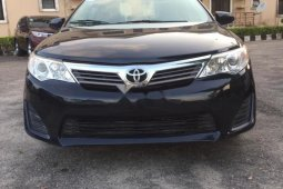 Foreign Used 2012 Toyota Camry for sale in Lagos