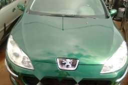 Very Clean Foreign used Peugeot 407 2007