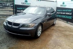 Well Maintained Nigerian used 2006 BMW 3 Series
