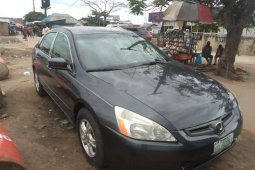 Very Clean Nigerian used 2004 Honda Accord