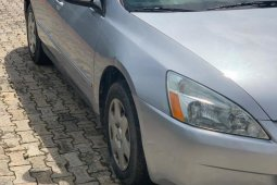 Very Clean Foreign used 2005 Honda Accord