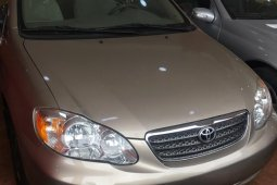 Super Clean Foreign used Toyota Corolla 2005