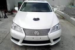 Super Clean Nigerian used 2008 Lexus ES