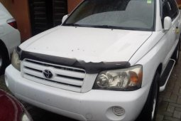 Super Clean Foreign used Toyota Highlander 2005