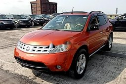 Super Clean Nigerian used 2003 Nissan Murano