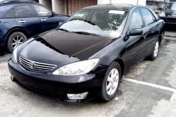 Neat Nigerian used 2005 Toyota Camry