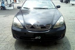 Super Clean Nigerian used Lexus ES 2006