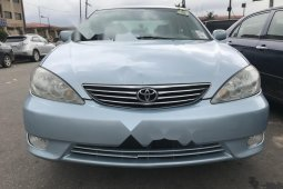Super Clean Tokunbo 2005 Toyota Camry