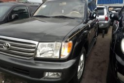 Super Clean Tokunbo 2006 Toyota Land Cruiser