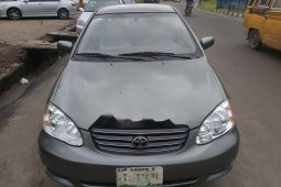 Super Clean Nigerian used Toyota Corolla 2003