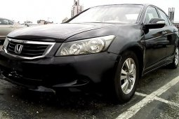 Super Clean Nigerian used Honda Accord 2008