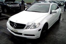 Super Clean Nigerian used 2012 Mercedes-Benz E350