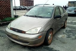 Very Clean Nigerian used Ford Focus 2004