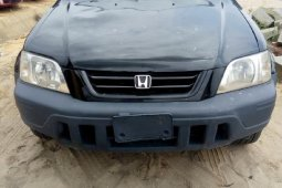 Foreign Used Honda CR-V 2000 Model Black