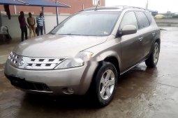Well Maintained Nigerian used Nissan Murano 2004
