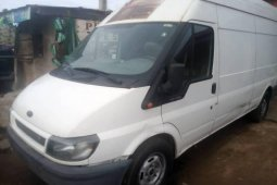 Clean Foreign used Ford Transit 2002
