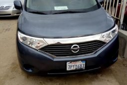 Foreign Used Nissan Quest 2013 Model Blue