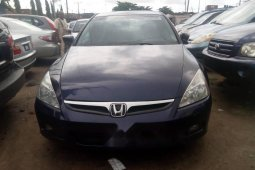 Foreign Used 2006 Honda Accord Automatic