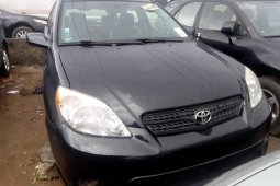 Clean Foreign used Toyota Matrix 2005