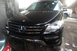 Clean Foreign used Mercedes-Benz ML350 2014