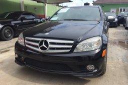 Nigerian Used 2009 Mercedes-Benz C300 Petrol