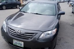Nigerian Used Toyota Camry 2008