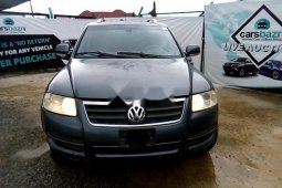 Nigerian Used Volkswagen Touareg 2007 Automatic