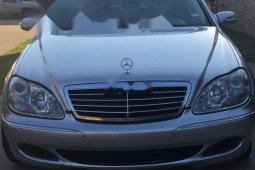 Very Clean Foreign used 2005 Mercedes-Benz S500