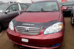 Clean Foreign used 2006 Toyota Corolla