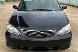Super Clean Foreign used 2006 Toyota Camry