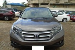 Nigerian Used 2014 Honda CR-V Petrol