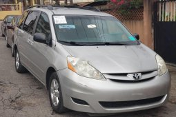 Foreign Used Toyota Sienna 2008 Automatic