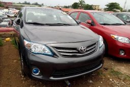 Super Clean Foreign used Toyota Corolla 2010