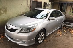 Foreign Used 2007 Toyota Camry for sale in Lagos