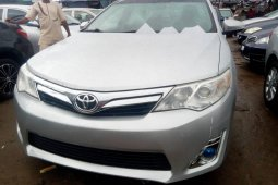 Very Clean Foreign used 2012 Toyota Camry