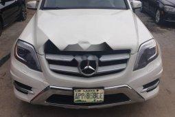 Clean Nigerian used Mercedes-Benz GLK 2013