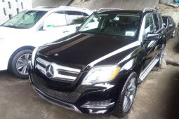 Very Clean Foreign used 2015 Mercedes-Benz GLK