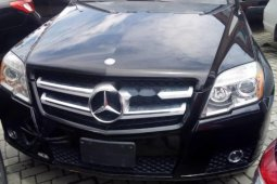 Very Clean Foreign used Mercedes-Benz GLK 2010