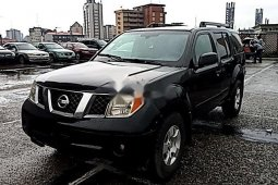 Clean Nigerian used Nissan Pathfinder 2007