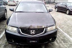 Clean Nigerian used Honda Accord 2004