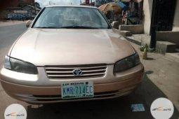 Nigeria Used Toyota Camry 1999 Model Gold