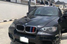 Neat Nigerian used BMW X6 2013