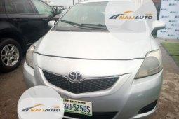 Nigeria Used Toyota Yaris 2009 Model Silver