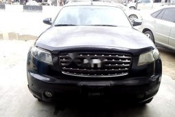 Properly maintained Nigerian used Infiniti FX 2005