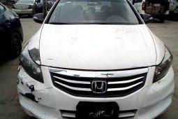 Properly maintained Nigerian used Honda Accord 2008