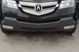 Very Clean Foreign used 2008 Acura MDX
