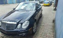 Clean Foreign used 2009 Mercedes-Benz E350